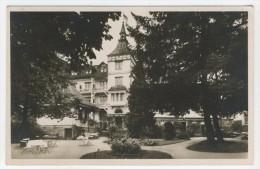 Bade-Wurtemberg             Herrenalb             Mönchs Posthotel Mit Gartenanlagen - Bad Herrenalb