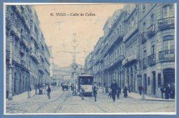 ESPAGNE --  VIGO -- Calle De Colon - Espagne