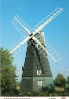 Postcard - Great Thurlow Windmill, Suffolk. G.037001L - Molinos De Viento