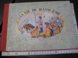 Pop-up Album Illustr. GILDAS Jeanne D´Arc Religion ART History France  VERY GOOD Politique Regionalisme ORLEANS Orléans - Livres, BD, Revues