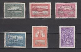 Yugoslavia 1932,6V,set, Rowing,roeien,rudern,aviron,de Remo,canottaggio,Used/MNH/Ongebruikt/Gestempeld,(A1762) - Aviron