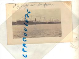 "Cpa Carte Photo "" Missourian "" American Hawaian USA EX MISSOURI CONSTRUIT A SPARROW POINT COULE EN 17 - Dampfer"