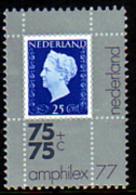 Ned Plaatfouten 1102PM Postfris - Variétés Et Curiosités