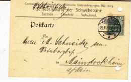 Deutsches Reich - Cartas