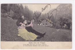 """Idylle Dans Les Vosges - """"Viens Dans Mes Bras, Je T'aime Toujours Et Nous Vivrons Heureux Avec Notre Amour!.."""" - Non Classés"""