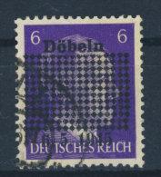 Lokalausgaben D�beln Michel No. 1 a gestempelt used