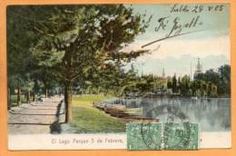 Uruguay 1905 Postcard Mailed To Canada - Uruguay
