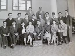 Photo  Originale Ecole De Tabarka 1957/1958 Tunisie - Afrique