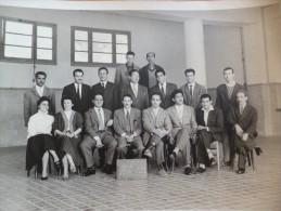 Photo  Originale Ecole De Tabarka 1958/1959 Tunisie - Afrika