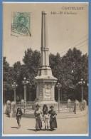 ESPAGNE -- CASTELLONJ - El Obelisco - Espagne