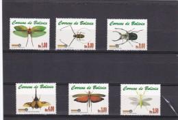 Bolivia Nº 1095 Al 1100 - Bolivia
