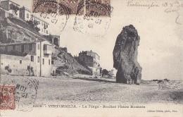 Italie - Vintimiglia - Rocher Phare Romain - Postmarked 1903 - Imperia