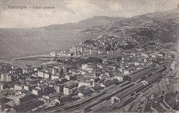 Italie - Vintimille - Ventimiglia - Gare De Chemins De Fer - Imperia