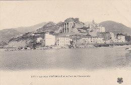 Italie -  Ventimiglia - Vieux Vintimille Et Fort De L'Annonciato - Forte Dell'Annuciata - Imperia
