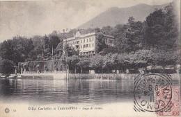 Italie - Cadenabbia - Villa Carlotta Lago Di Como - Postmarked 1906 - Verbania