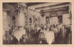 Italie - Stresa - Salle à Manger - Grand Hôtel Des Iles Borromées - Verbania