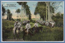 CUBA -- Soldados De La Révolution - Cuba