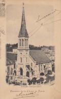 CPA - La Chaux De Fonds - Temple Indépendant - NE Neuchatel