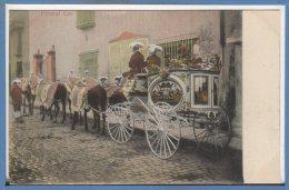 CUBA -- Funeral Car - Cuba