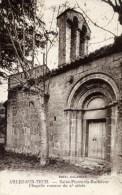 66 ARLES Sur TECH Saint-Pierre Du Ruiferrer Chapelle Romane Xè Siècle - France