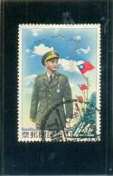 1958 FORMOSE Y & T N° 270 ( O ) Tchang Kaï-Chek - 1945-... Republic Of China