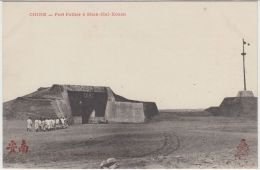 26058g CHINA - Fort Pottier à Shan-Haï-Kouan - Chine