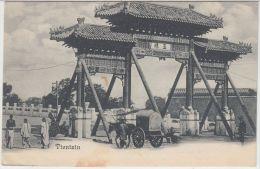 26111g  TIENTSIN - Porte - Chine