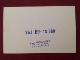 QTH Radio Amateur 33 MERIGNAC Ardilouze - Merignac