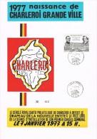 Année 1971 COB 1576 Naissance Charleroi Ville - Numéro 412 - Unclassified
