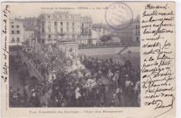 Epinal - Calvacade De Bienfaisance - 15 Juin 1902 - Epinal