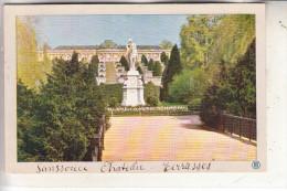 0-1500 POTSDAM, Sanssouci, Terrassen, Miethe, Serie 1021 - Potsdam