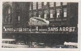 PARIS A LIEGE 367 Km En 4 Heures Sans Arret    (79740) - Cartoline
