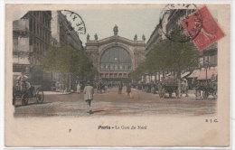 PARIS - La Gare Du Nord     (79741) - Cartes Postales