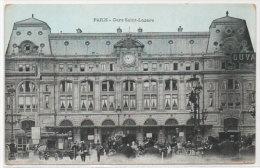 PARIS - Gare Saint Lazare     (79743) - Postales