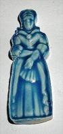 Reine Bleue Céramique * - Characters