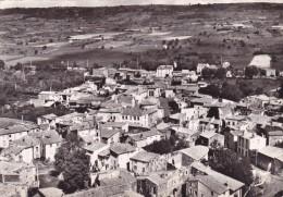 CPSM 63 @ TALLENDE Vue Générale Aérienne - Cachet Perlé De Tallende - Marcophilie - Autres Communes