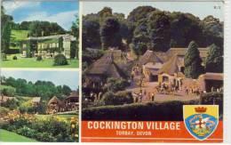 TORBAY Devon, Cockington Village , Multi View - England