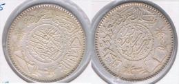 ARABIA SAUDI RIAL 1950 PLATA SILVER MUY BONITA Z - Saudi Arabia