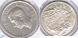 CANADA  50 CENTS DOLLAR 1951 PLATA SILVER Z - Canada