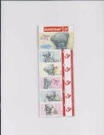 BELGIQUE - BELGIE Mijn Zegel DUOSTAMP  -  Strook Van 5 Postzegels ME TO YOU Geseald - Belgique
