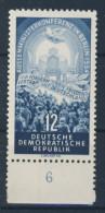 DDR Michel No. 424 Y II ** postfrisch