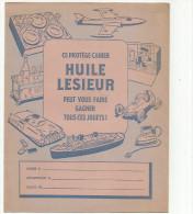 PROTEGE CAHIER HUILE LESIEUR - Protège-cahiers