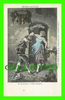 """MUSÉES D'ITALIE - PEINTURE DE G. GUZZARDI """"LUTTE INÉGALE"""" - PUBLICITÉ DES CHOCOLAT-VINAY SÉRIE II, 28 SUJETS No 9 - - Musées"""