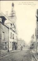 CP - Environs De Mantes - Limay - Rue De L'église Et Marie - Limay