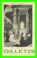 """MUSÉES DU LUXEMBOURG - DUBUFE """"MUSIQUE SACRÉE"""" - PUBLICITÉ DES CHOCOLAT-VINAY SÉRIE I, 28 SUJETS No 27 - - Musées"""