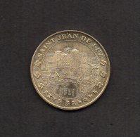 Medaille Touristique. Monnaie De Paris : Saint Jean De Luz -Pays Basque- .2011. - Monnaie De Paris
