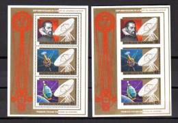 1981   Johannes Kepler, BF 115 ** + Non Dentelés, Cote 34 €, - Burundi
