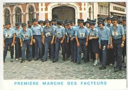 62 - BETHUNE - 11 Septembre 1982 - Première Marche Des Facteurs - Bethune