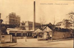 CP - Chalons Sur Marne - Brasserie De La Comète - France