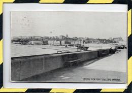 GENERAL VIEW FROM FOLKESTONE HARBOUR - Folkestone